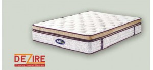 DEZIRE (MEMORY FOAM AND LATEX WITH BONNELL SPRING)